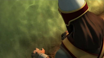 Superbook: Naaman and the Servant Girl TV Spot, 'Be Cured' - Thumbnail 8