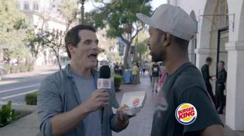 Burger King Chicken Nuggets TV Spot, 'No-Brainer' - Thumbnail 1