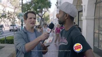 Burger King Chicken Nuggets TV Spot, 'No-Brainer' - Thumbnail 2