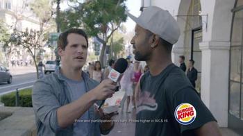 Burger King Chicken Nuggets TV Spot, 'No-Brainer' - Thumbnail 3