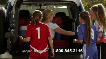 Copper Fit Back Pro TV Spot, 'Relief' Featuring Brett Favre - Thumbnail 2