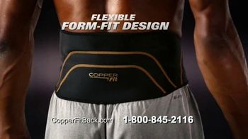 Copper Fit Back Pro TV Spot, 'Relief' Featuring Brett Favre - Thumbnail 5
