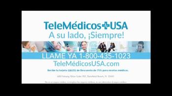 TeleMédicos USA TV Spot, 'Atención que Necesita' Con Carlos Garín [Spanish] - Thumbnail 10