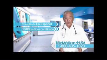 TeleMédicos USA TV Spot, 'Atención que Necesita' Con Carlos Garín [Spanish] - Thumbnail 6