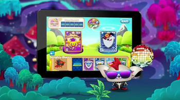 Mighty Smighties App TV Spot, 'Magical Card Adventure' - Thumbnail 3