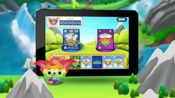 Mighty Smighties App TV Spot, 'Magical Card Adventure' - Thumbnail 4