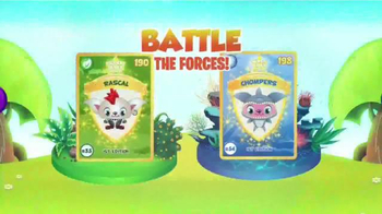 Mighty Smighties App TV Spot, 'Magical Card Adventure' - Thumbnail 6