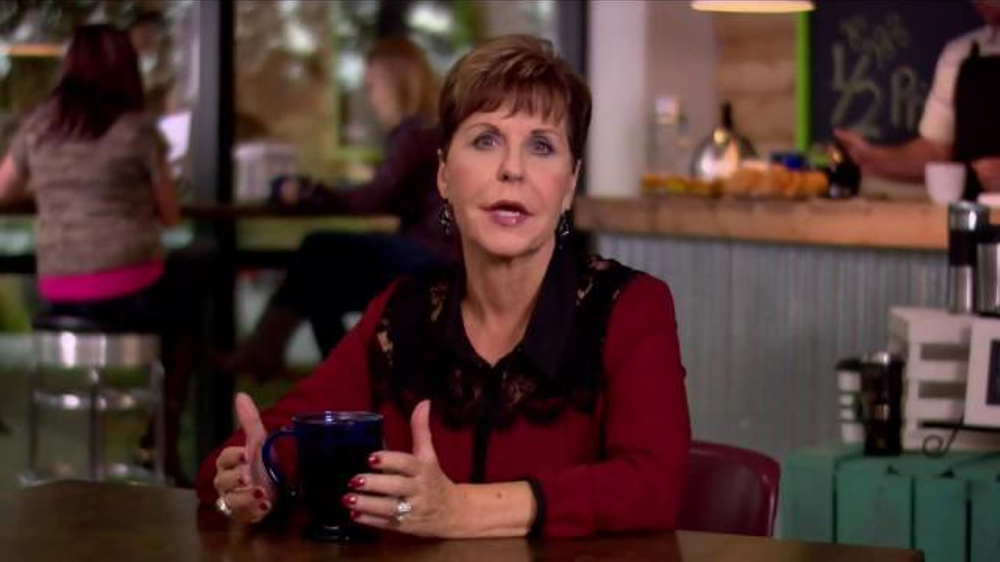 2015 Joyce Meyer Conferences TV Commercial, 'Change Your Life'