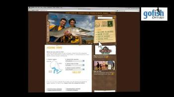 Go Fish in Ontario TV Spot, 'Dream Ontario' - Thumbnail 5