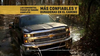 2014 Chevrolet Silverado TV Spot, 'Tiempo' Letra por Kid Rock [Spanish] - Thumbnail 4