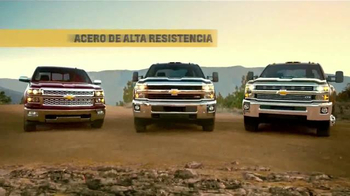 2014 Chevrolet Silverado TV Spot, 'Tiempo' Letra por Kid Rock [Spanish] - Thumbnail 6