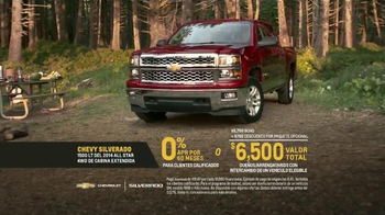 2014 Chevrolet Silverado TV Spot, 'Tiempo' Letra por Kid Rock [Spanish] - Thumbnail 8