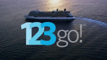 Celebrity Cruises 123go! TV Spot, 'All Inclusive'
