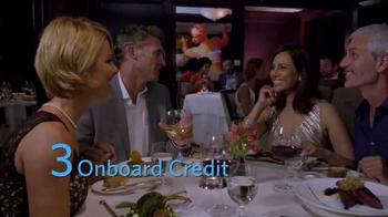 Celebrity Cruises 123go! TV Spot, 'All Inclusive' - Thumbnail 6