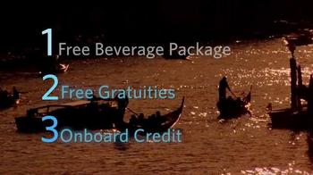 Celebrity Cruises 123go! TV Spot, 'All Inclusive' - Thumbnail 9