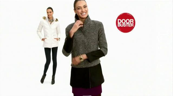 Macy's One Day Sale TV Spot, 'Coats, Dress Shirts, Earrings, and Blenders' - 217 commercial airings