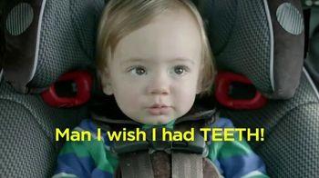 Juicy Fruit Starburst TV Spot, 'Teens Use Zippers to Communicate'