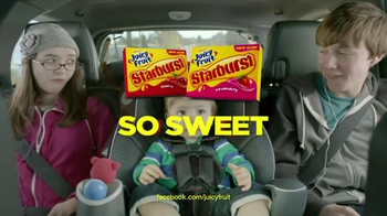 Juicy Fruit Starburst TV Spot, 'Teens Use Zippers to Communicate' - Thumbnail 6