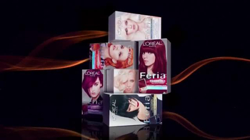 L'Oreal Paris Feria TV Spot, 'Dare to Live in Copper Hair' - Thumbnail 8