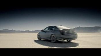 2015 Lexus GS 350 AWD TV Spot, 'In the Desert' - Thumbnail 4