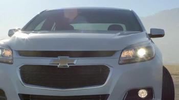 2015 Chevrolet Malibu TV Spot, 'Highest Ranked Midsize Car' - Thumbnail 1