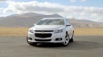 2015 Chevrolet Malibu TV Spot, 'Highest Ranked Midsize Car' - Thumbnail 5