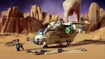 LEGO Star Wars Wookiee Gunship & TIE Advanced Prototype TV Spot, 'Battle' - Thumbnail 3