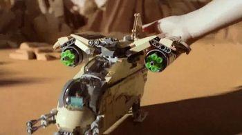 LEGO Star Wars Wookiee Gunship & TIE Advanced Prototype TV Spot, 'Battle' - Thumbnail 5