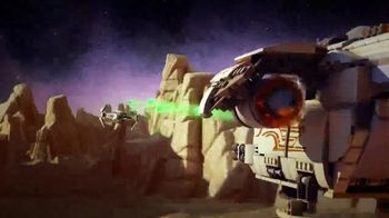 LEGO Star Wars Wookiee Gunship & TIE Advanced Prototype TV Spot, 'Battle' - Thumbnail 7