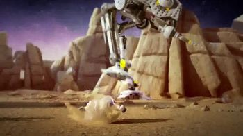 LEGO Star Wars Wookiee Gunship & TIE Advanced Prototype TV Spot, 'Battle' - Thumbnail 8