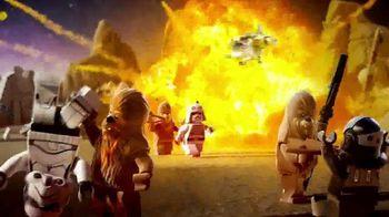 LEGO Star Wars Wookiee Gunship & TIE Advanced Prototype TV Spot, 'Battle' - Thumbnail 9