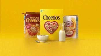 Cheerios TV Spot, 'Helpful Little O's' - Thumbnail 10