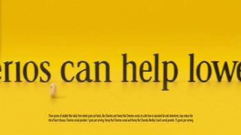 Cheerios TV Spot, 'Helpful Little O's' - Thumbnail 3