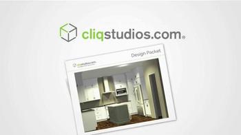 CliqStudios.com TV Spot, 'Make Your Dream Kitchen a Reality' - Thumbnail 9
