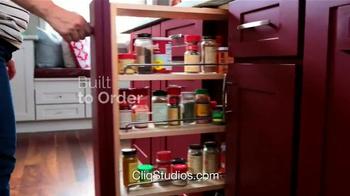 CliqStudios.com TV Spot, 'Make Your Dream Kitchen a Reality' - Thumbnail 7