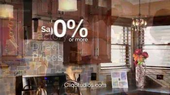 CliqStudios.com TV Spot, 'Make Your Dream Kitchen a Reality' - Thumbnail 8