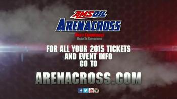 2015 Amsoil Arenacross TV Spot, 'Get the Action' - Thumbnail 7