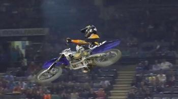 2015 Amsoil Arenacross TV Spot, 'Get the Action' - Thumbnail 4