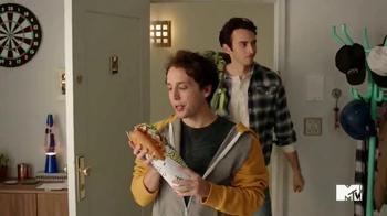 Subway Chicken & Bacon Ranch Melt TV Spot, 'Real World: Skeletons' - Thumbnail 5