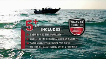 Tracker Boats TV Spot, 'Tracker Promise' - Thumbnail 7