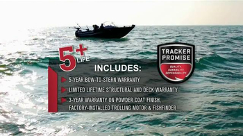 Tracker Boats TV Spot, 'Tracker Promise' - Thumbnail 8