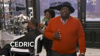 Step On Up TV Spot Featuring Cedric the Entertainer - Thumbnail 1