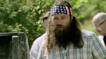 PEAK BlueDEF TV Spot, 'Sort of Obsessed' Featuring Willie Robertson - Thumbnail 3