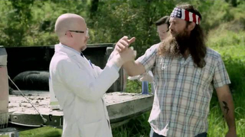PEAK BlueDEF TV Spot, 'Sort of Obsessed' Featuring Willie Robertson - Thumbnail 4