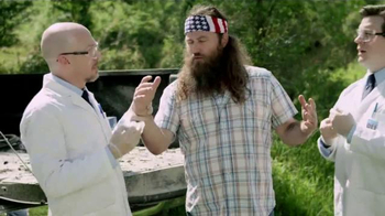 PEAK BlueDEF TV Spot, 'Sort of Obsessed' Featuring Willie Robertson - Thumbnail 5