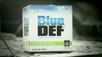 PEAK BlueDEF TV Spot, 'Sort of Obsessed' Featuring Willie Robertson - Thumbnail 6
