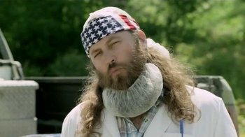 PEAK BlueDEF TV Spot, 'Sort of Obsessed' Featuring Willie Robertson - Thumbnail 7