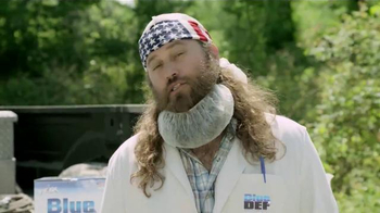 PEAK BlueDEF TV Spot, 'Sort of Obsessed' Featuring Willie Robertson - Thumbnail 8