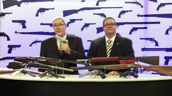 NRA Gun Insurance TV Spot, 'Properly Protected' - Thumbnail 1