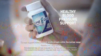 One A Day TV Spot, 'Healthy Americans' - Thumbnail 8